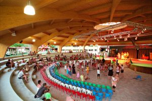 Camping Isolino - liveshows