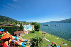 Camping Isolino - overzicht