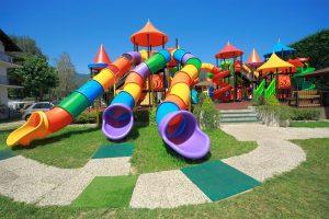 Camping Isolino - speeltuin